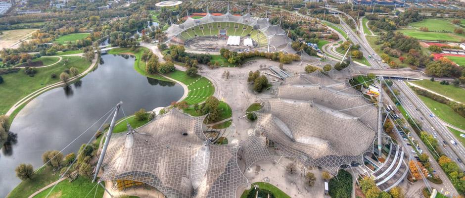 Olympiapark-München